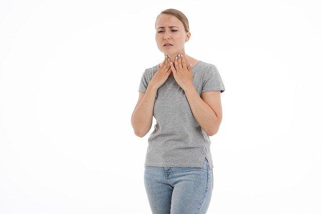 jak szybko pozbyć się bólu gardła